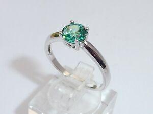 Ladies-Sterling-925-Silver-Brilliant-Cut-Colour-Change-Garnet-Solitaire-Ring