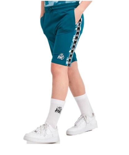 Kings Will Dream Junior Telford Shorts Teal Fade