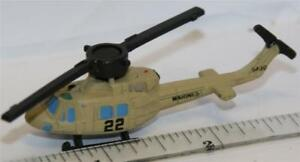 MICRO-MACHINES-AIRCRAFT-Helicopter-BELL-UH-1-HUEY-1