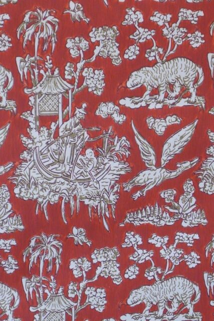 Arthouse Mia Motif Red Wallpaper For Sale Online Ebay