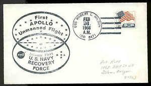 2/26/66 USS Robert L Wilson DD847 Part of 1st Unmanned Apollo Recovery Force