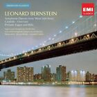 """Leonard Bernstein: Symphonic Dances from """"West Side Story""""; Candide - Overture; Prelude, Fugue and Riffs (CD, May-2008, EMI Classics)"""