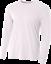 A4-Men-039-s-Moisture-Wicking-Tech-Long-Sleeve-Resistant-T-Shirt-N3165-UPF-44-UV thumbnail 2