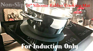 True Induction Sp 101 Non Slip Rubber Cooking Mat For Cooktops
