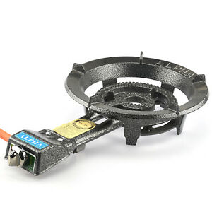 Portable-Propane-Gas-Burner-Outdoor-Stove-Camping-Tailgating-BBQ