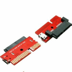 SATA Adapter 7+6 13pin Female Male To Drive Disk Hard CD-ROM HDD Laptop Desktop