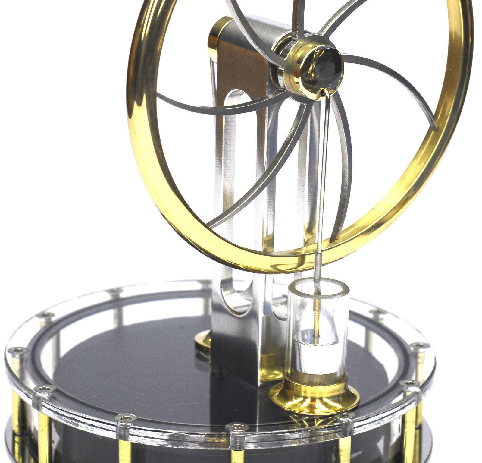 Motore Stirling Niedertemperatur CarlAero Aria calda Solare
