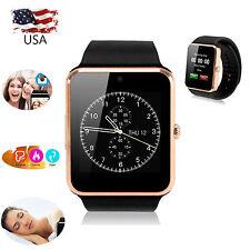 Newest Bluetooth Smart Watch NFC Wrist Phone Mate For Andorid Samsung HTC LG ZTE