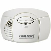 First Alert Co400 Battery Powered Carbon Monoxide Alarm, New, Free Shipping on sale