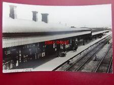 PHOTO  ASHFORD RAILWAY STATION (SECR)