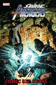 SAVAGE-AVENGERS-10-2020-1ST-PRINTING-BAGGED-amp-BOARDED-MARVEL-COMICS