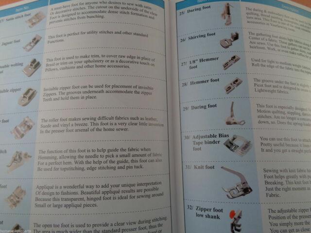 Presser Feet Foot for Bernina New Style #0304477000 15N