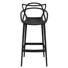Phenomenal Garden Treasures Pelham Bay Matte Black Steel Stackable Lamtechconsult Wood Chair Design Ideas Lamtechconsultcom