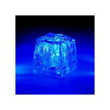 Blue Litecubes (24 Pack) Light Up LED Ice Cubes 2 Dozen
