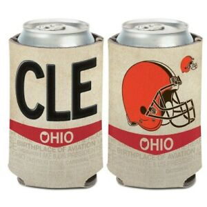 Browns is the Browns Coozie Cleveland
