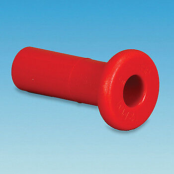 WS1208 Caravan Motorhome John Guest 12mm Tube End Red Plug