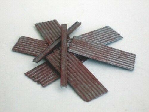 SGTS MESS SC04 1//72 Diecast Six Corrugated Iron Sheets and two I Girders