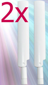 2x-Antenne-Stabantenne-fuer-Telekom-Speedport-LTE-II-2-Huawei-B593u-12-Router-S