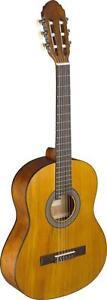C430-M-NAT-3-4-Klassische-Gitarre-mit-Decke-aus-Lindenholz