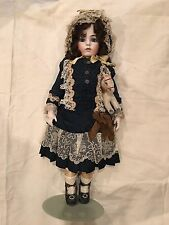 Reproduction French Bru Doll by Bebes by Sayuri