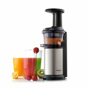 Panasonic MJ-L500 Slow Juicer with Frozen Treat Attachment - Refurbished