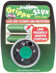 Dinsmores-Matt-Green-Grippa-Styx-Line-Friendly-Fishing-shot-weights-pole-floats