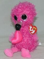 NEW ~ Ty Beanie Boos CAMILLA the Pink Poodle Dog 6 Inch 2020 NWT/'s