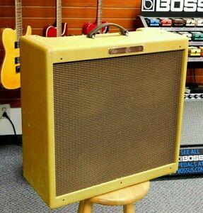 Fender Vintage Reissue '59 Bassman LTD 4X10 Tube Guitar Combo!