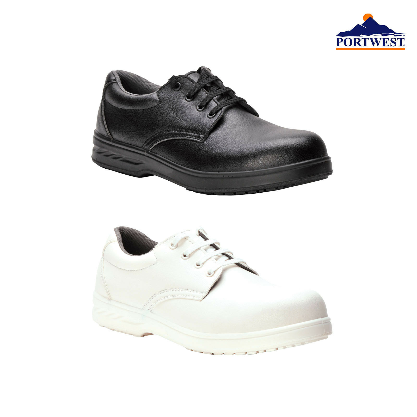 Portwest Steelite Laced Safety shoes FW80
