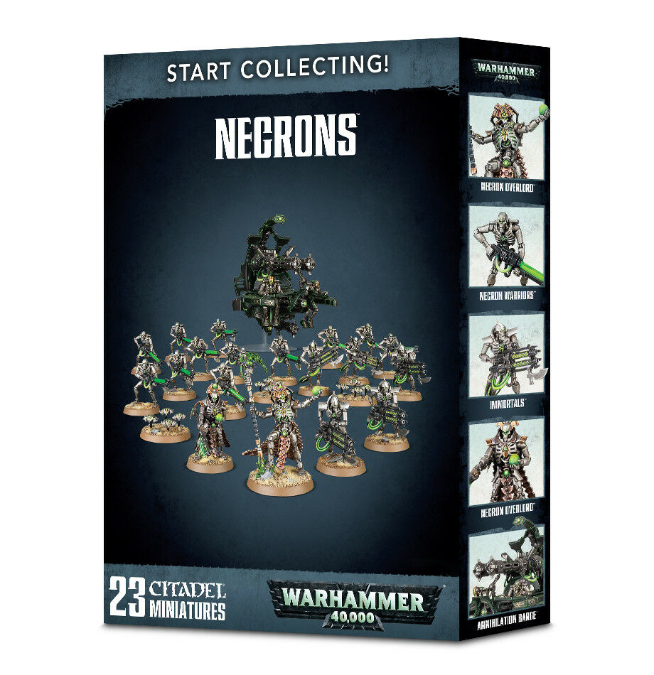Estrellat Collecting  Necrons  - Miniatures from giocos lavoronegozio  promozioni di sconto