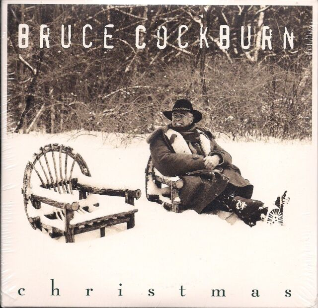 Bruce Cockburn - Christmas ( CD Canada)