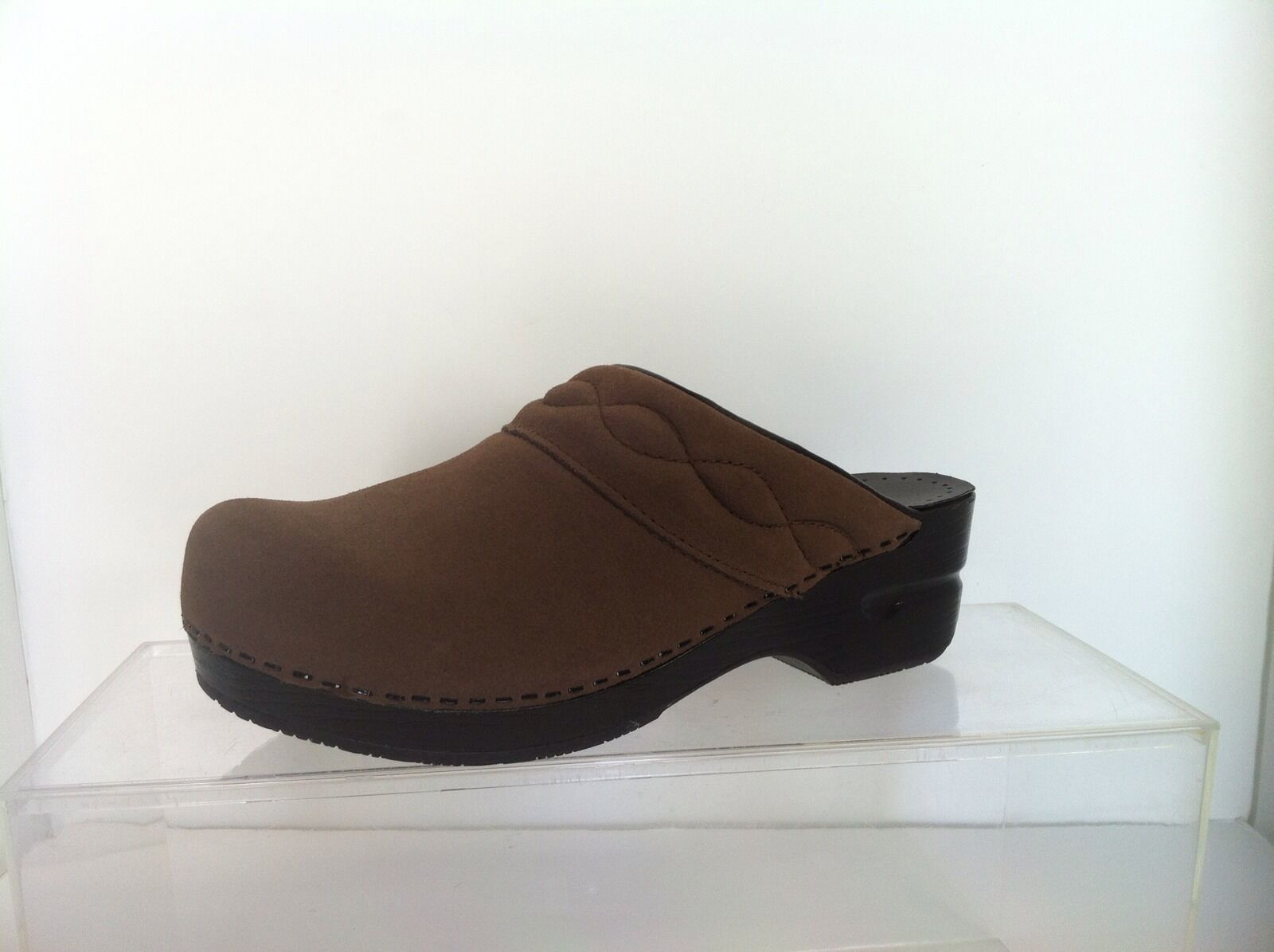 Lands End Slippers Oxfords Shoes Women Size 8
