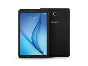 "Tablet Samsung Galaxy Tab e T560 9.6"" 8GB Wifi 5MP Cam 1.5GB Ram Android Negro"