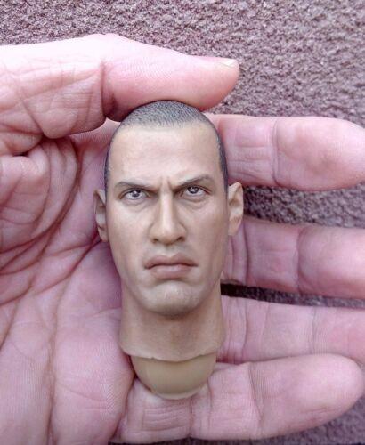 "Welcome to the Jungle F12/"" Male Figure 1:6th Dwayne Johnson Head Carving umanji"