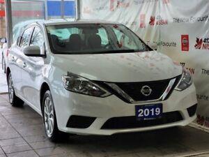 2019 Nissan Sentra SV |MOONROOF|BACKUP CAMERA|HEATED SEATS|BLUETOOTH