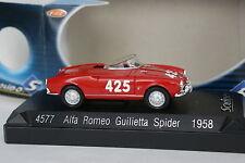 Solido 1/43 - Alfa Romeo Giulietta Spider Mille Miglia
