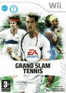 EA-Grand-Slam-Tennis-Nintendo-Wii-Excellent-amp-Fast-Dispatch