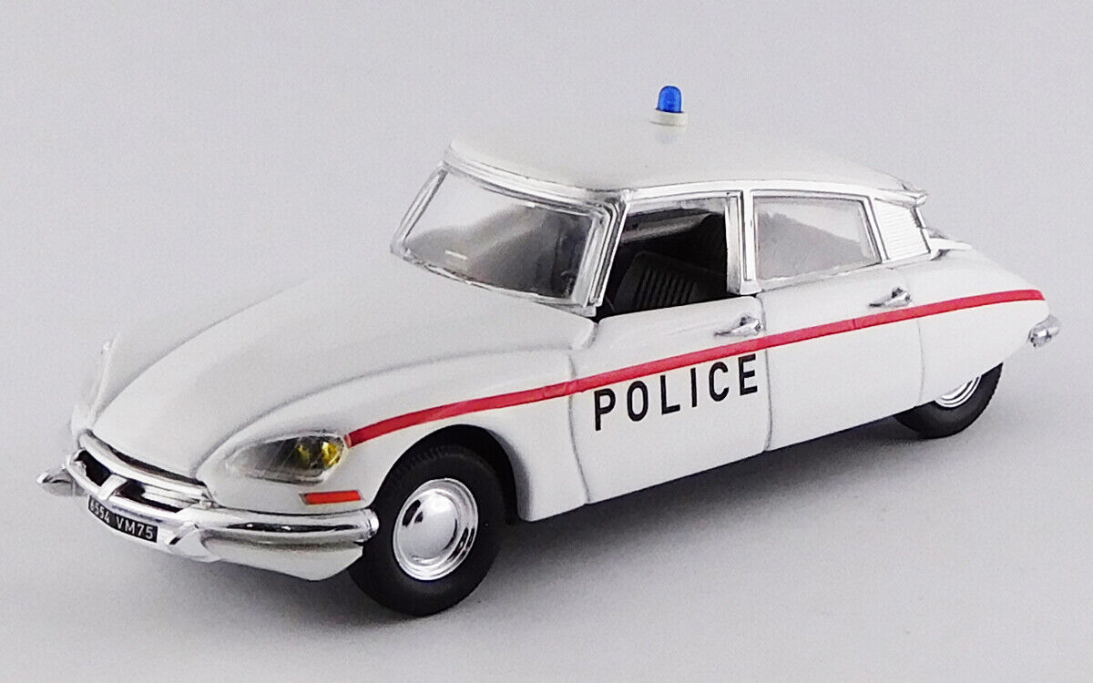 Citroen DS 21 Police de Paris 1968 1 43 Rio