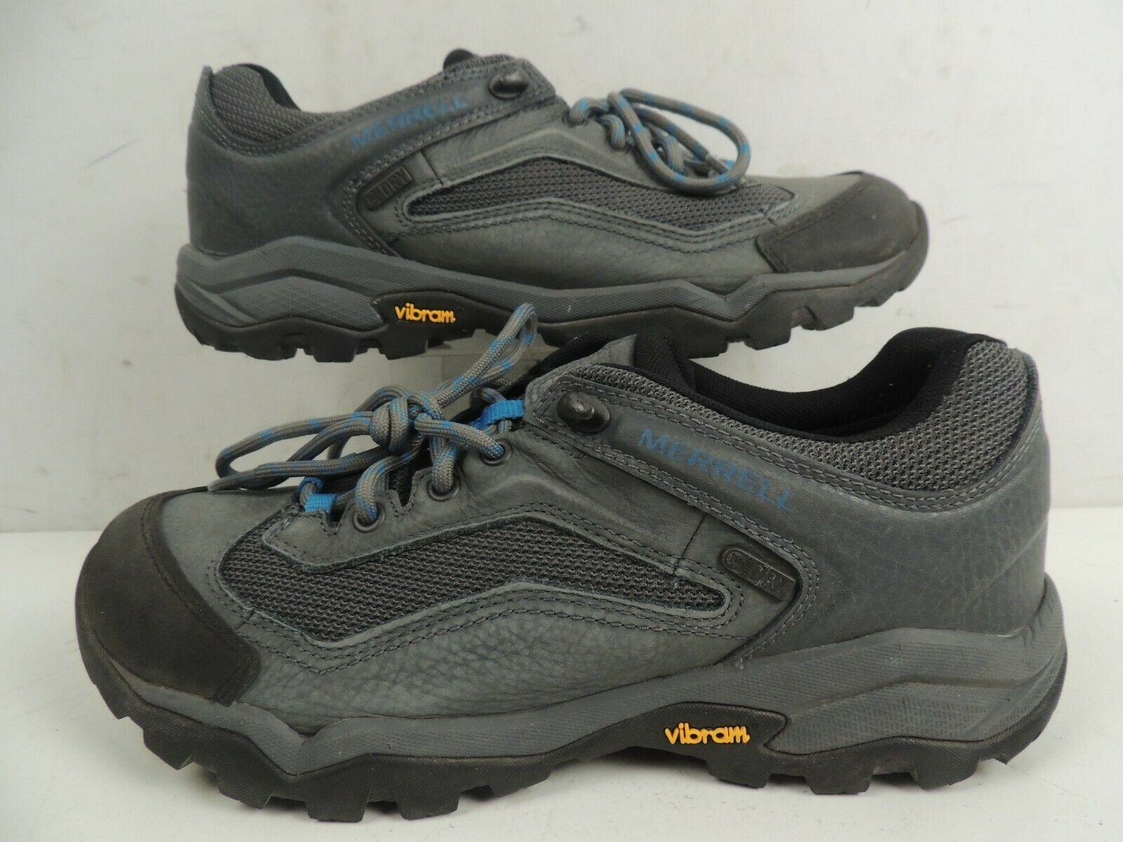 Merrell J03071 Turbulence Everbound Vent Waterproof Hiking Shoes Men's Size 8.5
