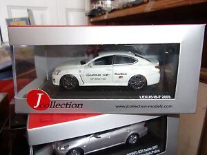 J-COLLECTION-1-43-LEXUS-IS-F-2009-NURBURGRING-TAXI-TIMO-GLOCK-NEUF-EN-BOITE