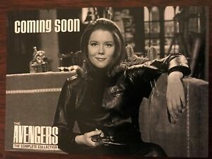 THE-AVENGERS-THE-COMPLETE-COLLECTION-PROMO-CARD-PR1