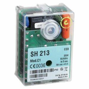 Automatic Burner SH213 Mod.C1 13.011.049