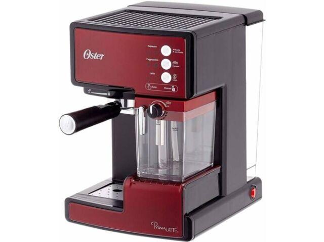 Cafetera OSTER BVSTEM6601R (15 bar - Cafe molido)