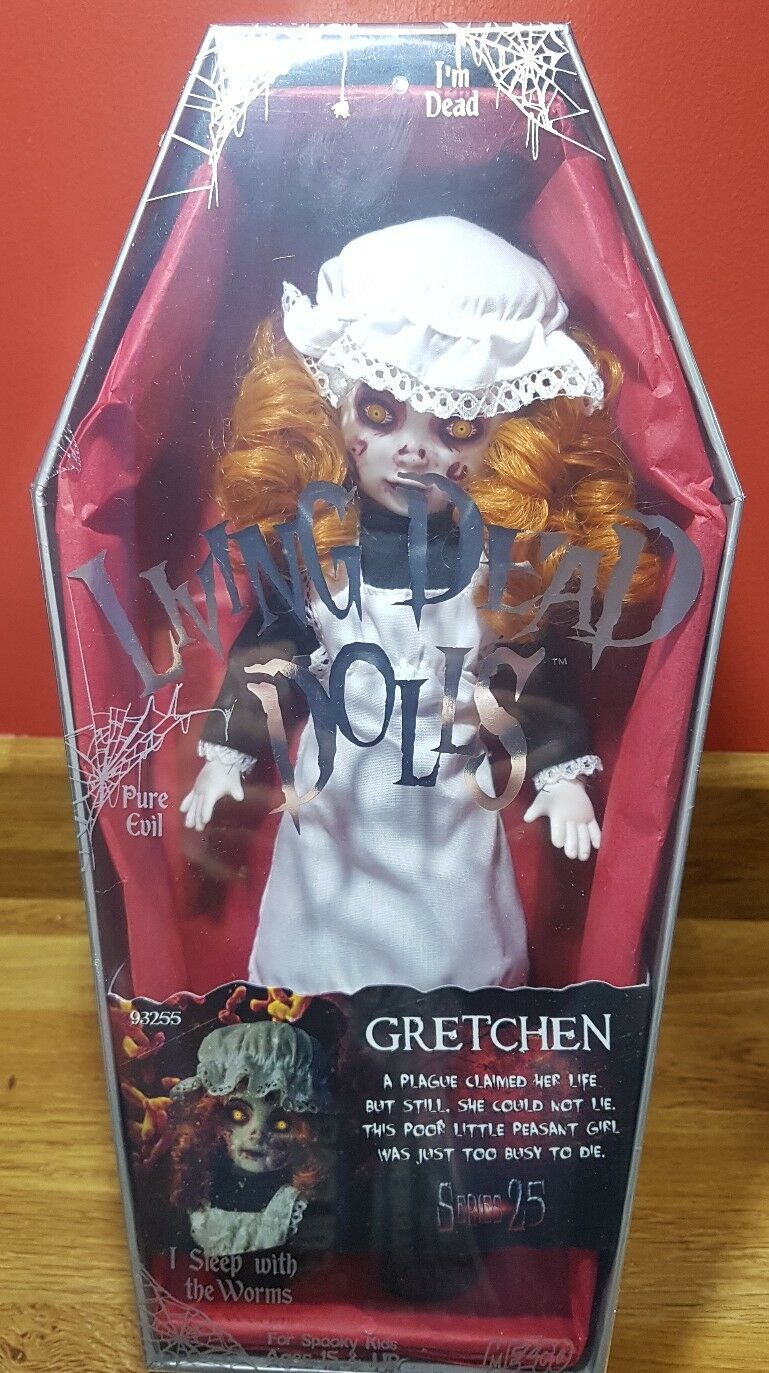 LIVING Dead Dolls Gretchen SERIE 25