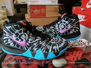 on sale 02a66 e4c70 Image is loading Nike-Kyrie-4-IV-All-Star-AS-Tie-
