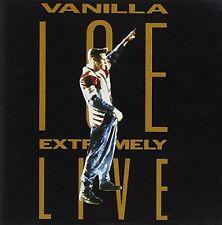 Vanilla Ice Extremely live (1991) [CD]