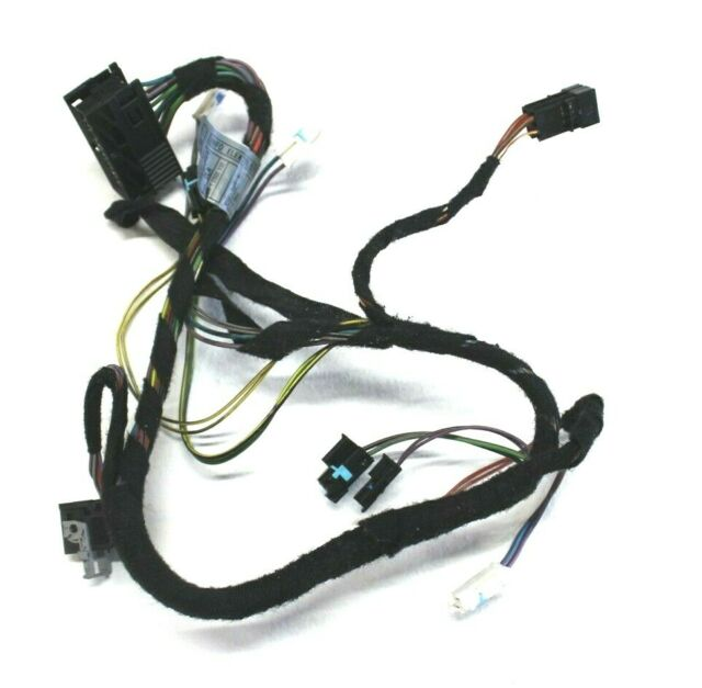 bmw oem e46 left front driver seat wiring harness w/ memory 61117111903 330  328 for sale online | ebay  ebay