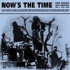 Now's The Time Vol. 2 – Deep German Jazz Grooves 1957-1969 - Vinyl LP