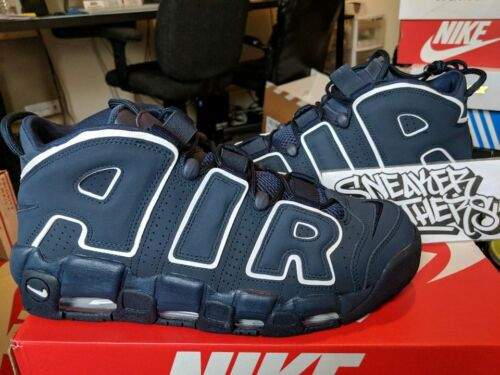 Obsidian Tri Bulls White Nike 400 Color Uptempo Pippen Navy More 921948 Air Dark HwwBqUt6x