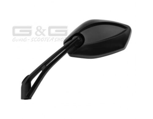Spiegel links Schwarz Peugeot Speedfight 3 GENERIC KEEWAY China GY6 4 Takt
